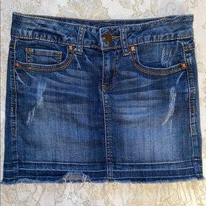 💎 Candie's Mini Jean Skirt